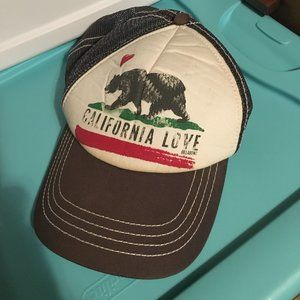 Billabong CA Love trucker Hat - 230 $8 FIRM